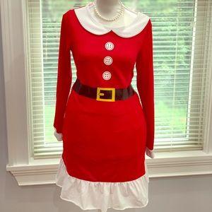 Carters Girls Long Fleece Fox Ankle Length Nightgown
